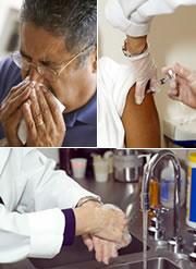 Cara Penularan Penyakit Influenza