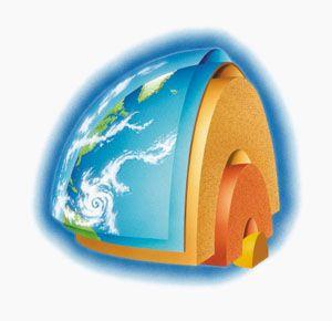 Mengenal Inti Bumi