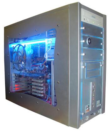 casing transparan