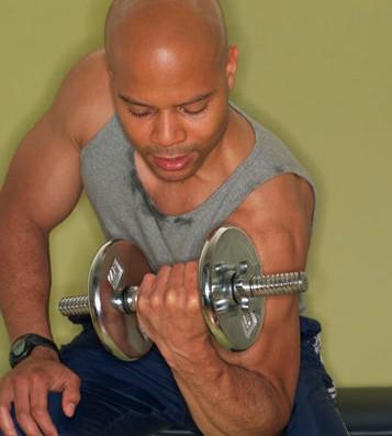 Olahraga anaerobik dan Kekuatan otot