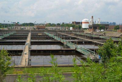 Pabrik pengolahan limbah