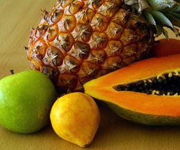 buah yang mengandung tripsin