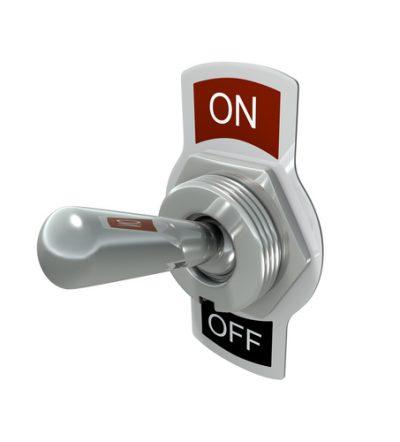On atau off