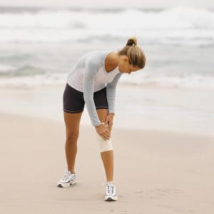 Fibrokartilago sekitar lutut