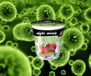 bakteri baik pada yogurt