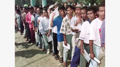 Menuju Jajak Pendapat Timor Timur