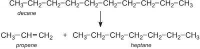 Molekul Pembentuk Bensin