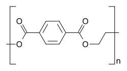 struktur PET