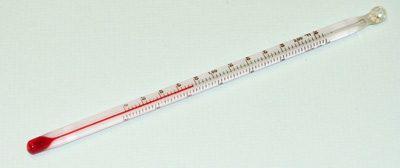 termometer labolatorium