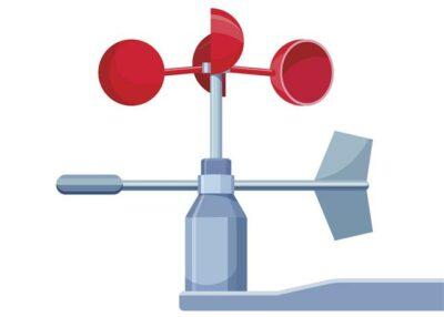 pengertian-anemometer